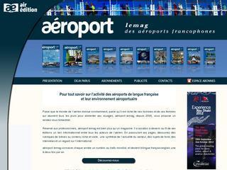 Aéroport Le Mag