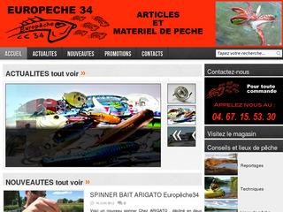 Europêche 34 - Articles et matériel de pêche