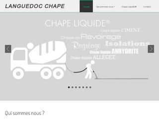 LANGUEDOC CHAPE