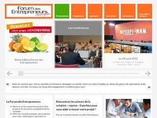 Le Forum des Entrepreneurs - Perpignan