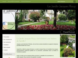 Le Jardin Jacques Rouy