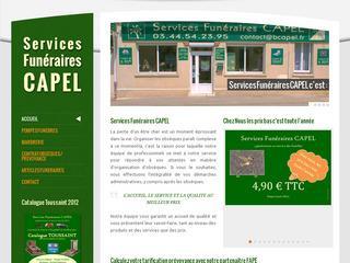 Services funéraires Capel