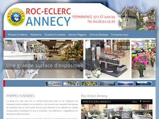 Roc-Eclerc Annecy