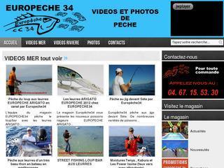 Europêche 34 - Vidéos de Pêche